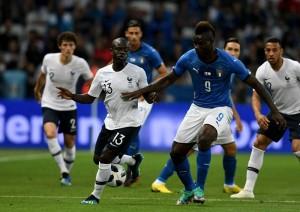 Vigilia di Italia-Olanda, Mancini e Balotelli in conferenza stampa