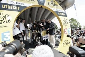 La Vuelta 2020 podría salir de Utrecht