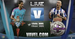 Celta de Vigo vs Deportivo de la Coruña en vivo y en directo online