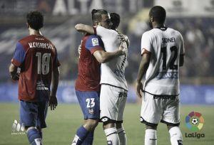 Reacción granota frente al Deportivo