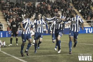 Almería vs Deportivo de la Coruña en vivo y en directo online (0-0)