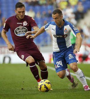 Deportivo de La Coruña - RCD Espanyol: puntuaciones del Deportivo, jornada 28 de Liga BBVA