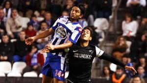 Resultado Deportivo de la Coruña vs Málaga en Copa del Rey 2014 (1-1)