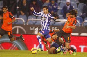 Deportivo de La Coruña - Real Sociedad: puntuaciones del Deportivo, jornada 12 de Liga BBVA