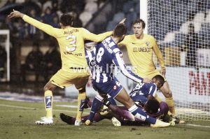 Málaga - Deportivo de La Coruña: tercer intento