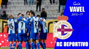 RC Deportivo 2016/17: un año para dejar de sufrir