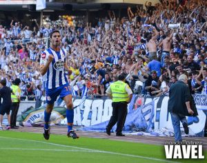 Los datos de la jornada: Deportivo - UD Almería