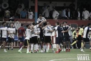 El Deportivo Aragón asciende a Segunda División B