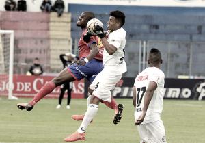 Resumen Cortuluá 0-4 Deportivo Pasto por la Liga Águila 2017-I