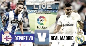 La segunda unidad del Real Madrid también quiere La Liga (2-6)