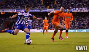 Los números de la jornada: Deportivo - Real Sociedad