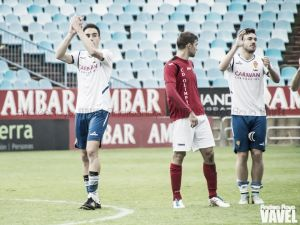 El Real Zaragoza B cambia de nombre 24 años después