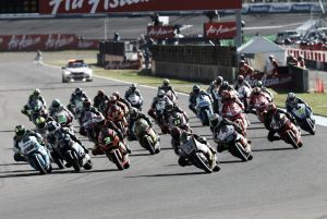 Clasificación de Moto2 del GP de España 2014 en vivo y en directo online