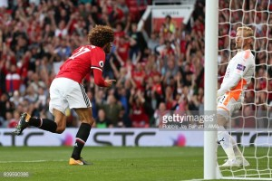 Manchester United 2-0 Leicester City: Player ratings as Red Devils maintain 100 per-cent start