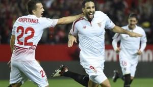 Sevilla FC - Real Betis: puntuaciones del Sevilla en la vuelta de los octavos de la Copa del Rey