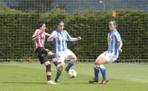 La Real femenina cae ante el Athletic y dice adiós a la Copa