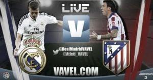 Real Madrid vs Atlético Madrid Live Score and Stream of Liga BBVA 2014