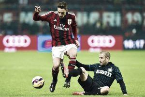 Inter de Milán vs Milan en vivo y en directo online en la Serie A 2015 (0-0)