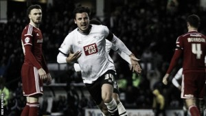 Derby County 2-0 Cardiff City: Thorne and Weimann strike to send Rams fourth