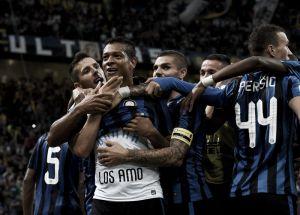 Guarín decide el 'Derby della Madonnina'