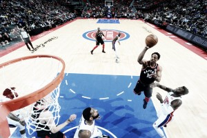 Momentazo NBA: DeRozan está decidido a ganar