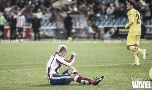 La derrota vuelve al Vicente Calderón 19 meses después