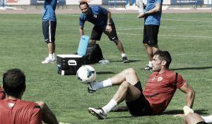 Descanso en Almería con la mente puesta en el Real Madrid