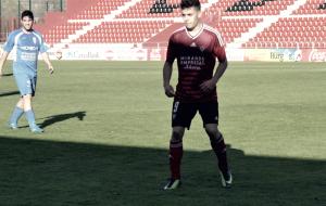 El juvenil Aitor Zunzunegui se incorpora al Mirandés B