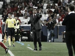 """Rui Vitória: """"En la Champions no hay equipos fáciles"""""""