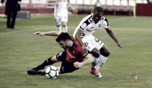 Albacete - Osasuna: puntuaciones Osasuna, jornada 30 de La Liga 123