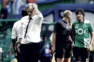 """Jorge Jesus: """"No marcar el segundo gol ha complicado el partido"""""""