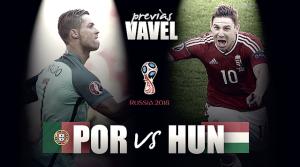 Previa Portugal - Hungría: primera final para Portugal