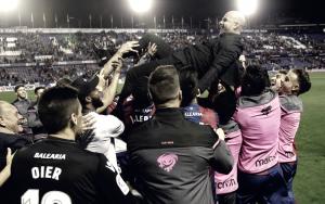 """Paco López: """"Estoy orgulloso y satisfecho de ver a todo el levantinismo contento"""""""