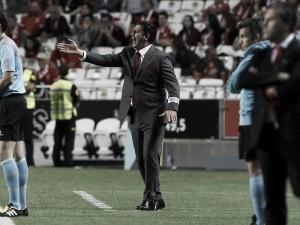 "Rui Vitória: ""Tenemos que trabajar mucho"""