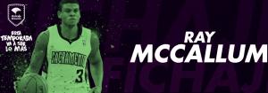 McCallum será el nuevo base del Unicaja