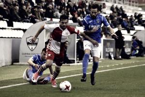 El Sabadell saca un punto insuficiente sobre la bocina