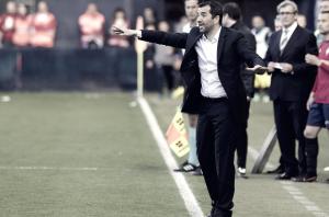 Diego Martínez no seguirá en Osasuna