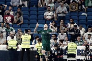 La figura del rival: Tonny Sanabria, el hombre gol del Betis