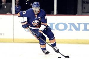 John Tavares firma por siete años con los Toronto Maple Leafs