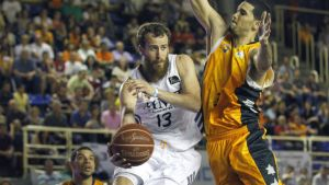 Felipe Reyes se corona en Fuenlabrada