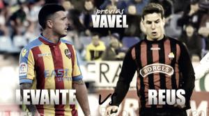 Previa Levante UD – CF Reus: La vuelta a Primera pasa por el Ciutat