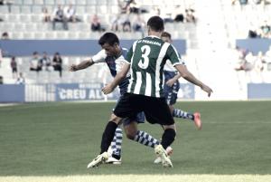 El Peralada saca un punto de Sabadell gracias al balón parado