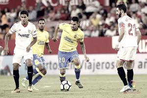 Las Palmas - Sevilla, un duelo histórico del fútbol español