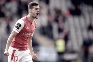 El Braga se reencuentra con la victoria