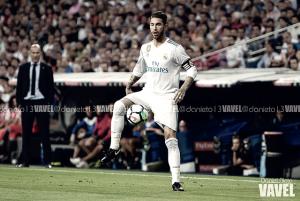 """Sergio Ramos: """"Es muy gratificante estar en la lista para Balón de Oro"""""""
