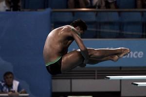 Clavadistas olímpicos comienzan última semana de preparación