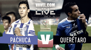 Resultado y goles del Pachuca 0-0 Querétaro de la Copa MX 2017