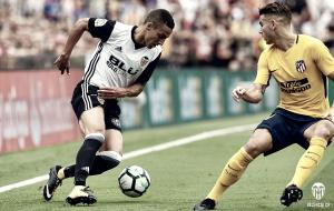 El Valencia empata ante un buen Atleti con Mestalla como protagonista