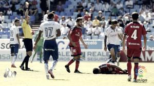 Antecedentes Osasuna - Zaragoza