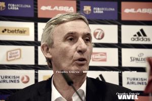 "Svetislav Pesic: ""Hay que ganar para cumplir el objetivo"""